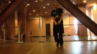 Luke James ft. Hit Boy - Oh God, choreo by Simona Mereu