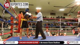 Fernando Mondragon vs. Joseph Krestel Chicago Golden Gloves