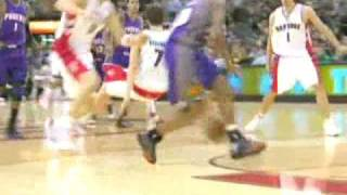 Suns vs Raptors (Jan. 18th, 2009)