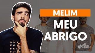 Videoaula MEU ABRIGO (aula de violão simplificada)