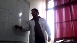 Vardoc dando clases