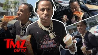 Rich The Kid Is Living The Freakin' Life! | TMZ TV