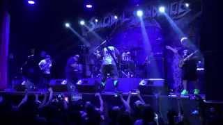 Suicidal Tendencies - You can't bring me down (Cafe Iguana 2015 Monterrey Nuevo León MX )