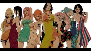 One piece girls-Teen idle