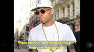 Chris Brown - I Can't Win - Tradução