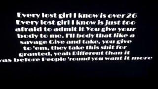 (drama drake) lyrics