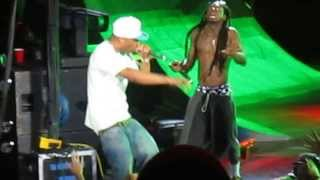 Ball Lil Wayne ft. T.I. Live Americas Most Wanted Tour Irvine 9/1