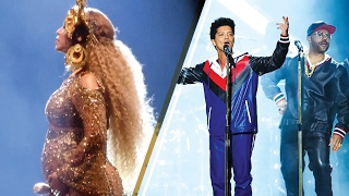 Beyonce, Bruno Mars and the BEST 2017 Grammys Performances