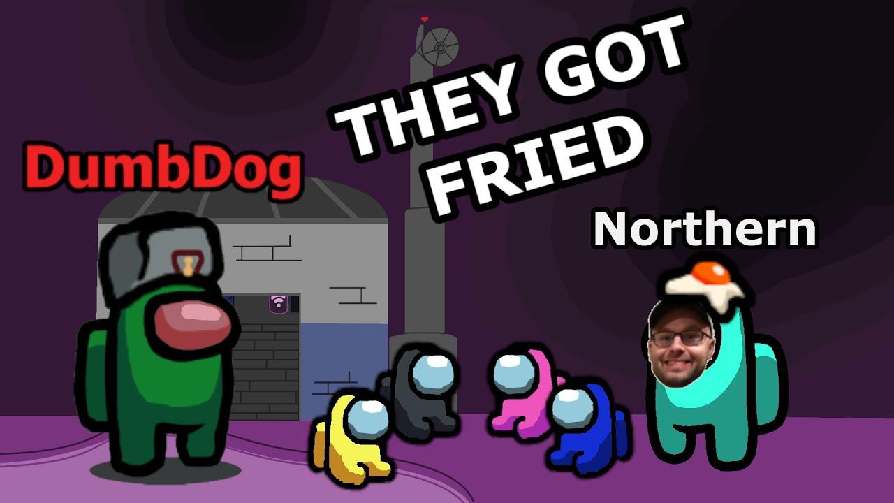 DumbDog - I smurfed in Northernlion's lobby... | DumbDog Among Us