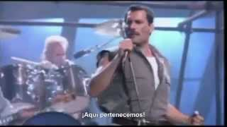 Queen - Princes Of The Universe (Subtitulado)