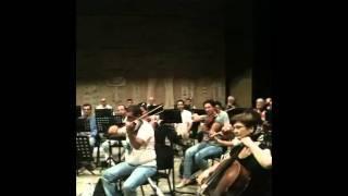 Serj Tankian Feed us. Rehearsal, Yerevan
