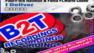 B2T031-Paul F,Ste Hallman & Fuma ft Marie Louise -I Derliver.wmv