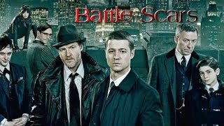 Gotham-Battle Scars