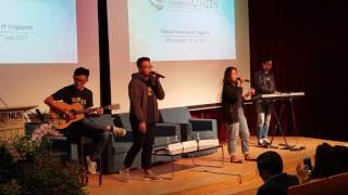 NUS Global Citizen Conference 2017 - 关怀方式 (陈汉伟, 蔡礼莲)