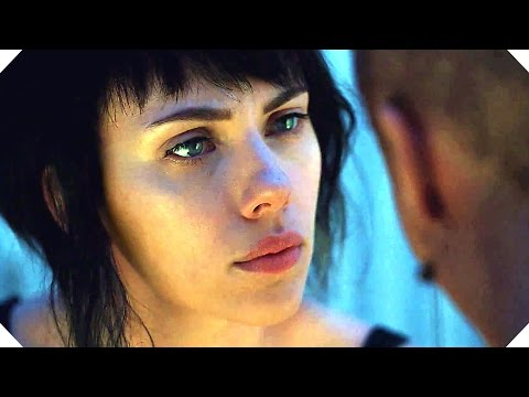 GHOST IN THE SHELL Movie TRAILER
