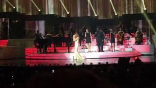 Celine Dion Because You Loved Me Las Vegas