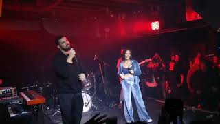 """Drake Joins Jorja Smith For """"Get It Together"""" in Toronto (Video)"""