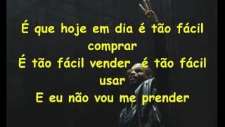 Rebeldia -  Projota (letra, legenda)
