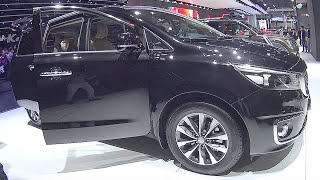 Video Kia Carnival, Sedona 2016, 2017  interior, exterior video