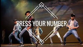 [East2West4: SEOUL SURVIVOR] TAEMIN (태민) - Press Your Number Dance Cover