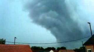 Scary Strange Sound in Sky - Slovakia