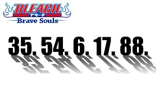 [Bleach Brave Souls] The Magic Resurrection Numbers