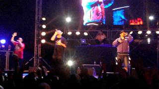 Zpu, Nach y Abram - He tenido un sueño (Directo XXL Festival HipHop Las Palmas 2011)