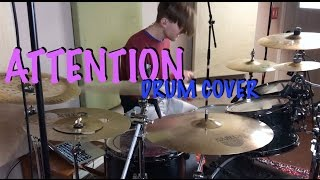 Charlie Puth - Attention - Drum Cover