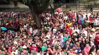 Thalles na Marcha para Jesus de Belém 2017 - Vídeo 4