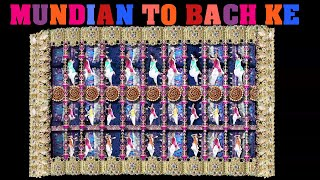'Mundian To Bach Ke' Bhangra Dance   Colour Changing Costume   Panjabi MC