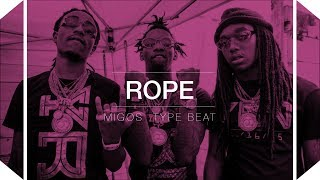 FREE Migos Type Beat 2018 | Trap/Rap Instrumental | Rope | Prod. By Skeyez