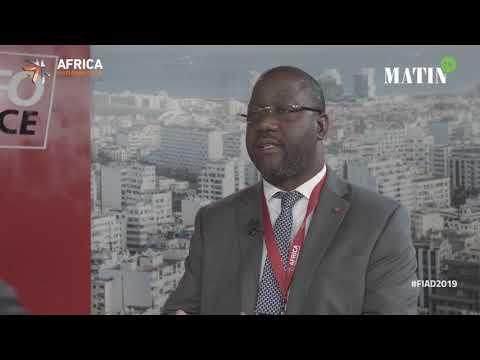 Video : L'Info en Face spécial FIAD avec Daouda Coulibaly, DG de la SIB