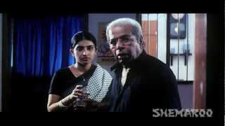 Jaggubhai Telugu movie scenes - Arun helped by Sujithas grandfather