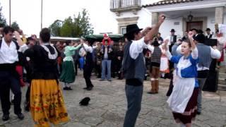 Festa da Castanha no Marvão em 2010