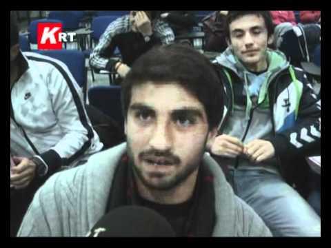 Balıkesir'de Spor ve Sporcu Masörlüğü Kurs Eğitim Programı Yapılıyor...