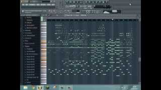 Dramatic Piano Score (FL Studio 10)