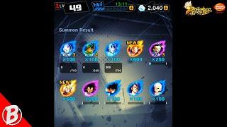 Dragon Ball Legends - SSJ2 Gohan Sparking Summons!