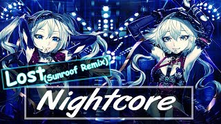 Kontinuum feat. Savoi - Lost (Sunroof Remix) [NCS Release] ♫Nightcore♫