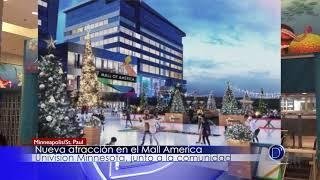 Nueva atraccion en el Mall America