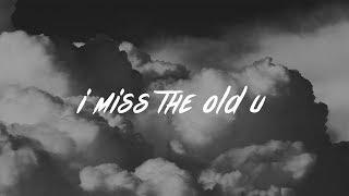 blackbear - i miss the old u (rad cat remix)