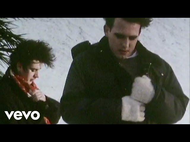 Videoclip oficial de 'Pictures of You', de The Cure.