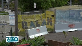 Property investors stand to lose millions in collapse of apartment developer Ralan Group | 7.30