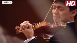 Yu-Chien Tseng - Violin Concerto No. 4 - Mozart: MPHIL 360°