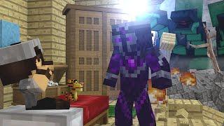 Minecraft: GUERREIRO #1 - A DESTRUIÇÃO!