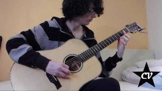 ChrisViral - Song 79   Dark Celtic Acoustic Song