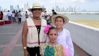 Viene de Panamá (Video oficial)