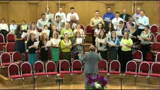 Хор Церкви Авен-Езер - Воспоите 07/21/2013AM EbenezerOR.com