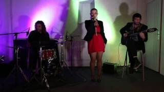 Afroblue - Jazz Vegas covers Mongo Santamaria, Glasper's way