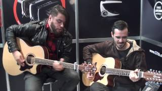 Oficina G3 - Save Me From Myself (acoustic live)