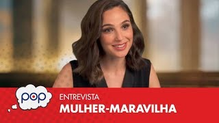 MULHER-MARAVILHA: Gal Gadot e Patty Jenkis em vídeo exclusivo